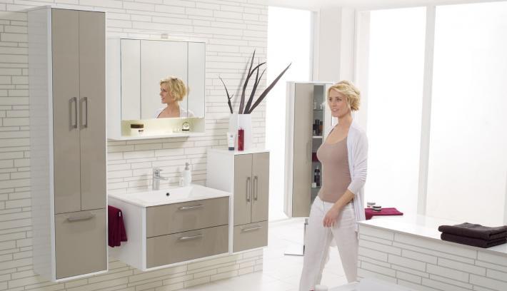 Farbliche Akzente Im Badezimmer Mit Mosaik | Der Badmöbel Blog Mosaik Akzente Badezimmer