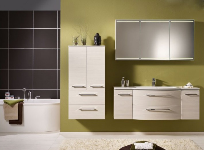 bad einrichten der badm bel blog. Black Bedroom Furniture Sets. Home Design Ideas