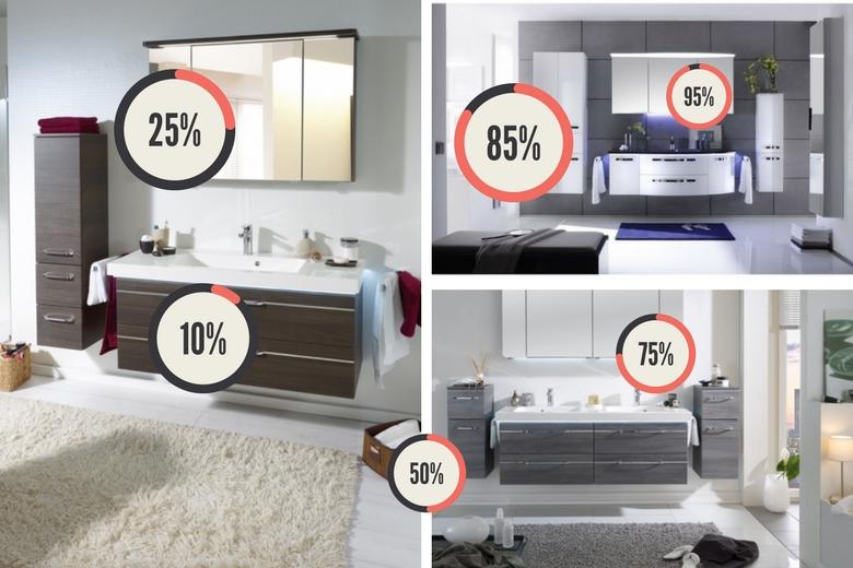 Günstiges Bad einrichten & Geld sparen – 5 Tipps | Badmöbel-Blog