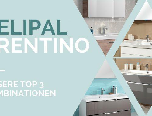 NEU: Unsere Top 3 Pelipal Trentino Badmöbel-Kombinationen