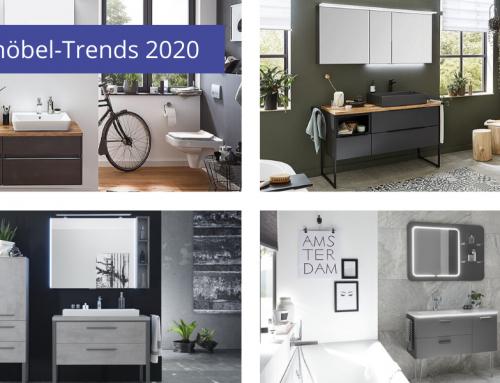 7 Badmöbel-Trends für 2020