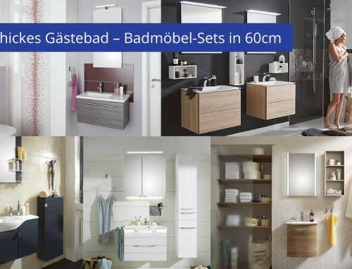 Badmöbel-Set 60cm