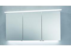 Puris Slim line Spiegelschrank, doppelt verspiegelt, 120 cm