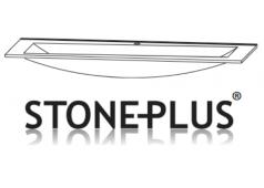 Puris Fine line STONEPLUS-Waschtisch, 122 cm