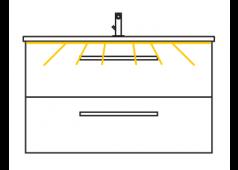 Pelipal Zubehör LED-Zusatzbeleuchtung, 60 cm