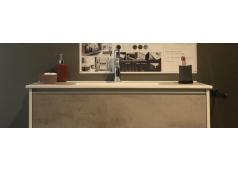 Pelipal Serie 6040 Keramikwaschtisch, 121 cm