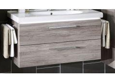 Marlin Marlin Bad 3020 Waschtischunterschrank mit 2 Auszügen, 76 cm