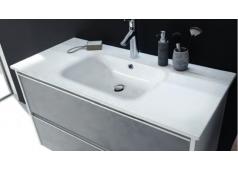 Pelipal Serie 6040 Mineralmarmor-Waschtisch, 121 cm