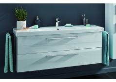 Puris Fine line Waschtischunterschrank für STONEPLUS-Waschtisch, 120 cm