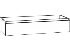 Marlin Marlin Bad 3290 Waschtisch-Unterschrank, 1 Schubkasten, 117 cm