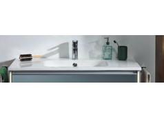 Pelipal Serie 6040 Mineralmarmor-Waschtisch, 101 cm