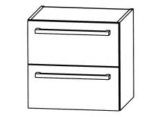 Puris Swing Waschtischunterschrank (Ergänzungselement), 50 cm