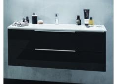 Puris Slim line STONEPLUS-Waschtisch mit Unterschrank, 121 cm