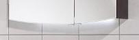 LED Waschtischbeleuchtung für Spiegelschrank (2,4 Watt)