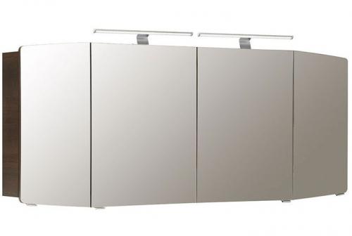 Spiegelschrank inkl. Aufsatzleuchte, 160 cm