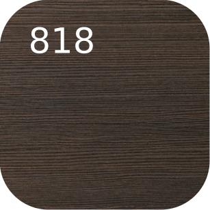 Nr. 818 Mokka Struktur quer