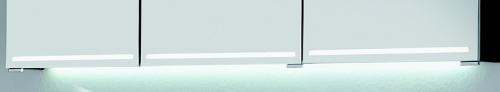 Emotion-LED Waschtischbeleuchtung für Spiegelschrank (5,4 Watt)