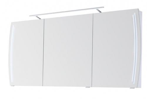 Spiegelschrank mit LED in den Türen, 160 cm