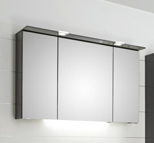 Spiegelschrank Schalter/ Steckdose außen, 115 cm