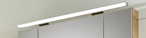 Aufsatzleuchte für Spiegelschrank, 12V LED, LM LED, 90 cm