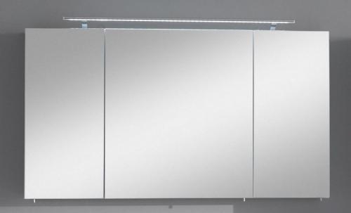 Spiegelschrank, inkl. LED-Beleuchtung RL90 12,3W, 120 cm