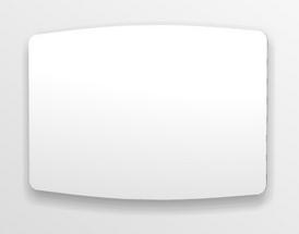 Flächenspiegel, 100 cm