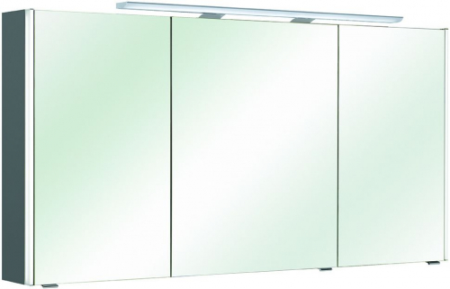 Spiegelschrank mit Farbtemperaturwechsel, 137 cm