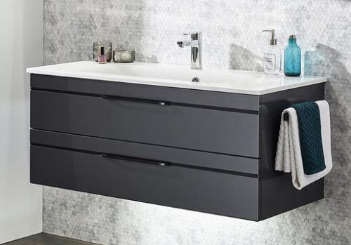 Waschtischunterschrank, 119 cm