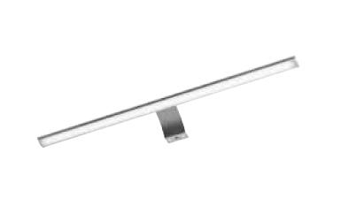 2.00 x Aufsatzleuchte für Spiegelschrank, 12V LED, 375 LM LED, 60 cm