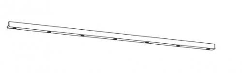 Spiegelschrank-Unterbaubeleuchtung, 70 cm